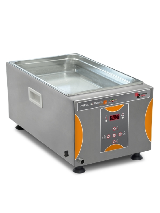 Airlesss SOUS-VIDE COOKING LINE - SC 15