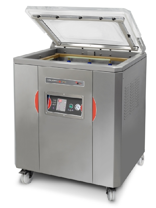 Free-standing vacuum packing machines - DERBY 750C